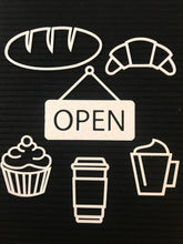 Bakery Package-Open Sign