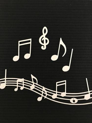 Music Notes Package