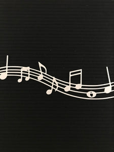 Music Notes - Banner