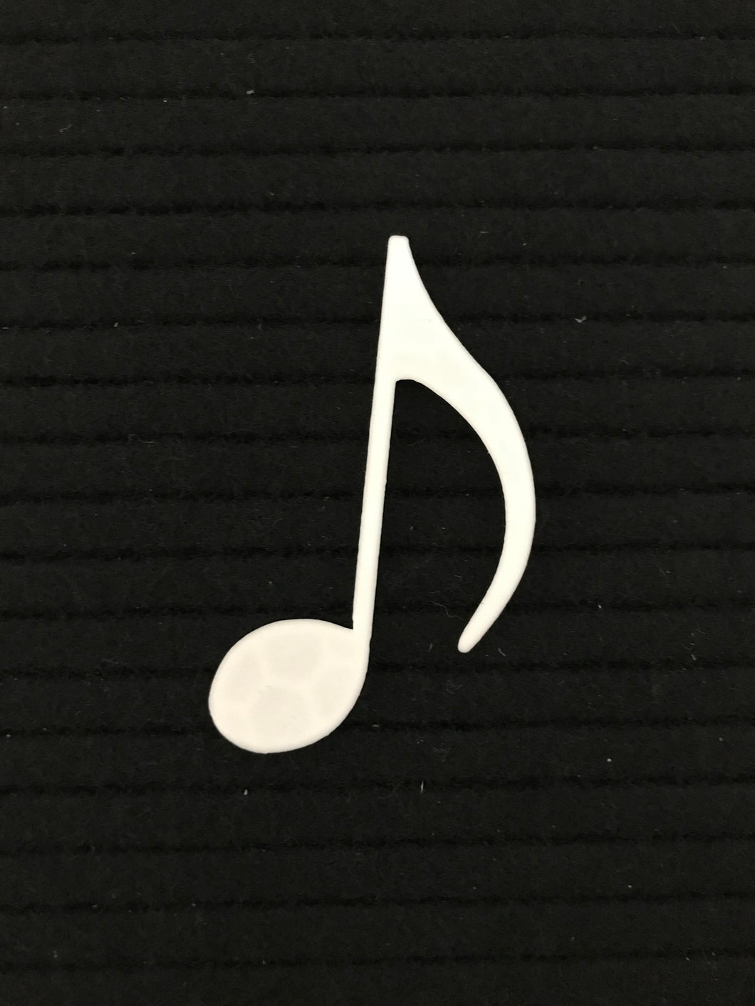 Music Notes-Eighth Note