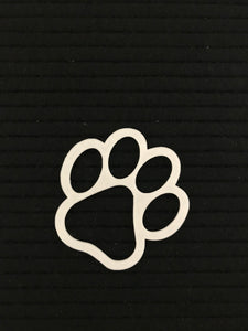 Dog Package-Paw Print