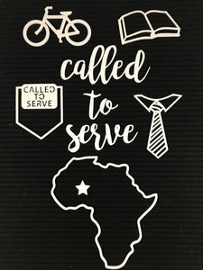 "Missionary- ""Called to Serve"""