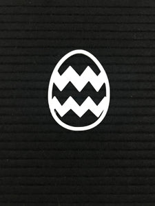 Easter - Easter Egg Zig Zag Stripes