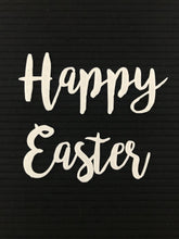 "Easter - ""Happy Easter"""