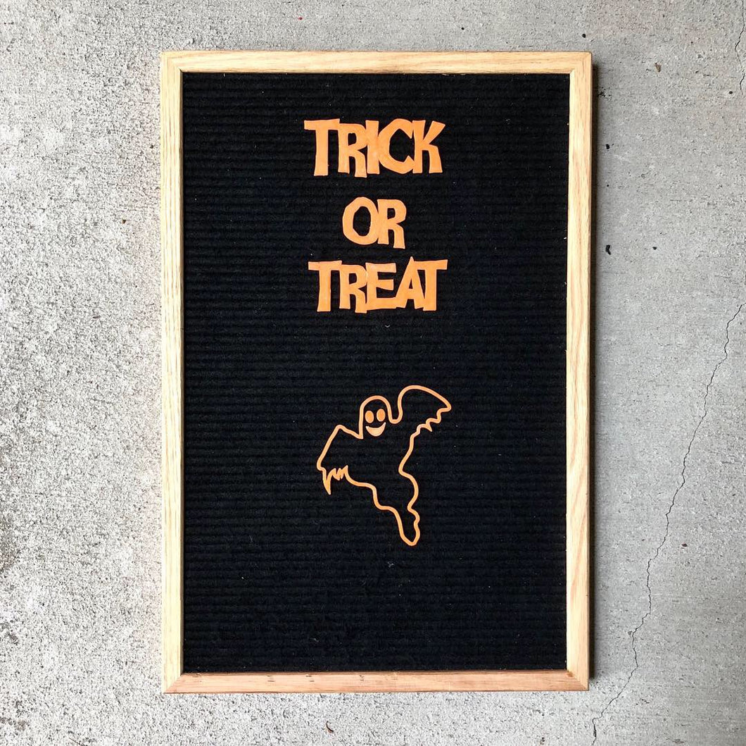 Trick or Treat - Ghost