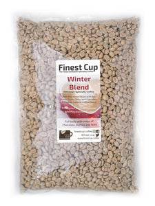 Ethiopian Winter Blend - Unroasted Washed Coffee