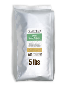 Brazil Santo Antonio - Unroasted Natural Coffee