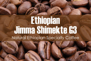 Ethiopian Jimmah Shimekte (Medium Roast)
