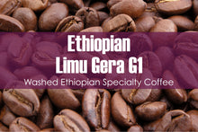 Load image into Gallery viewer, Ethiopian Limu Gera (Medium Roast)