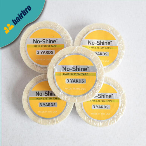 No-Shine Hair Replacement System Bonding Tape Roll