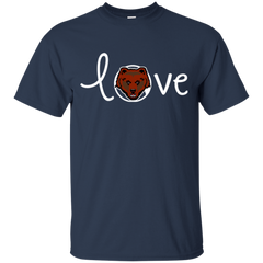 Brown Bears T shirts Love
