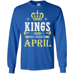 April Man Shirts King Are Born In April