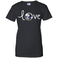 Akron Zips T shirts Love