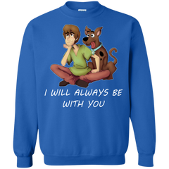 Scooby Doo Shirts Always Be With You