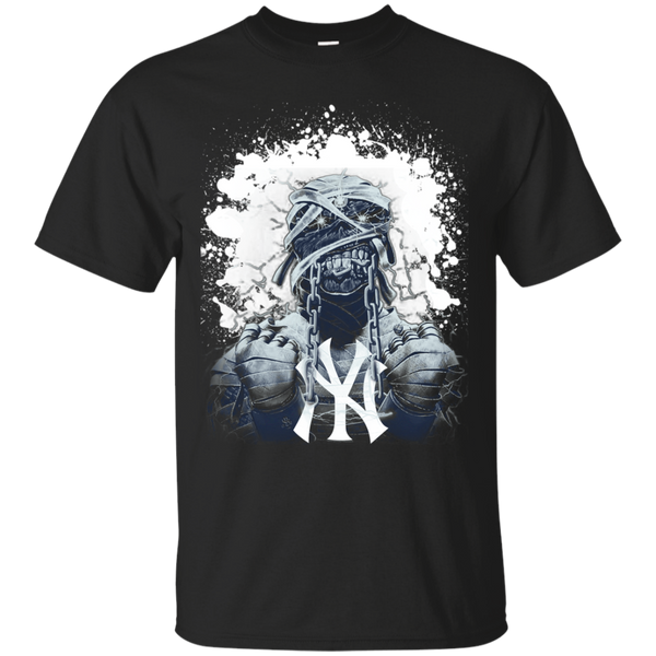 New York Yankees Iron Maiden Shirts