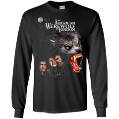 An American Werewolf in London Halloween Shirts T shirts