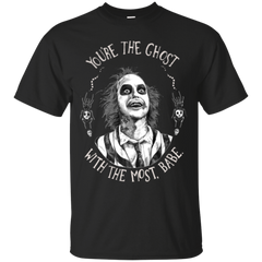 Beetlejuice Halloween Shirts I'm The Ghost With The Most T shirts