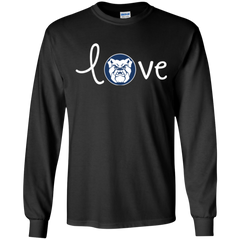 Butler Bulldogs T shirts Love