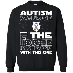 Autism Shirts The Force Is Strong With This One