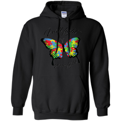 Autism Butterfly Shirts I Will Fight Your Fight