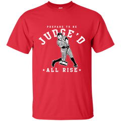 Aaron Judge T shirts Prepare to Be Judge'd All Rise