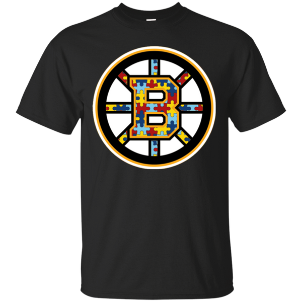Boston Bruins Autism Shirts