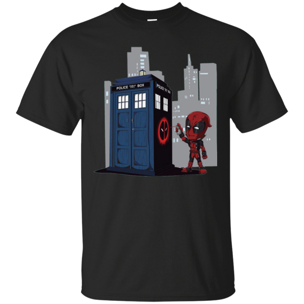 Deadpool Doctor Who