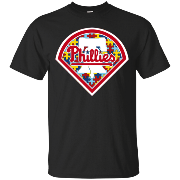 Philadelphia Phillies Autism Shirts