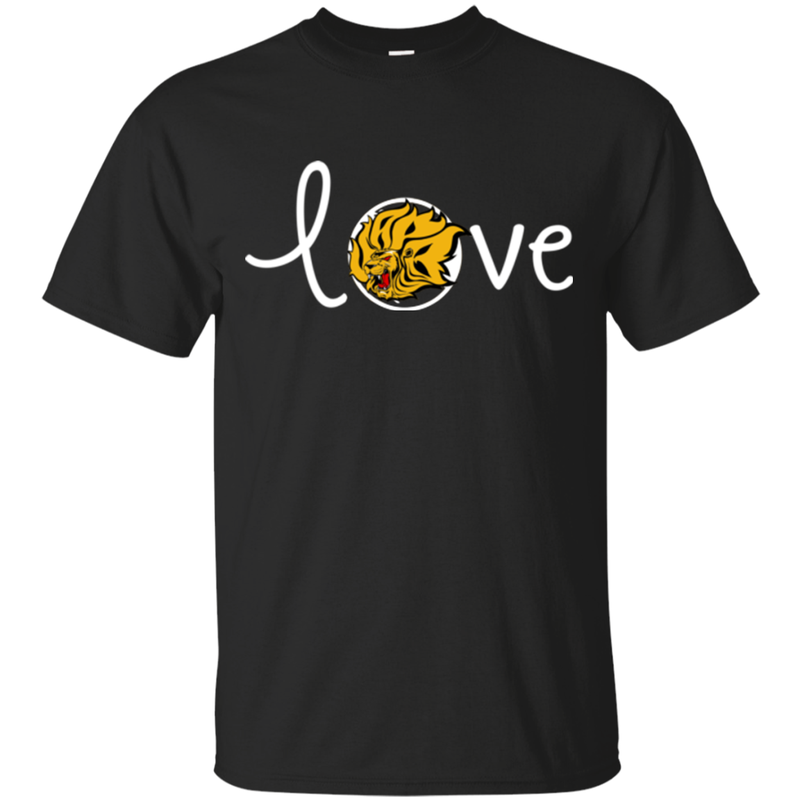 Arkansas Pine Bluff Golden Lions T shirts Love