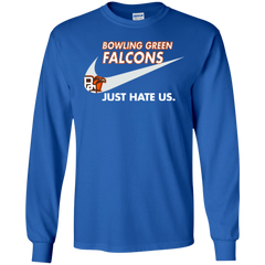 Bowling Green Falcons T shirts Just Hate Us