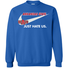 Arkansas State T shirts Just Hate Us