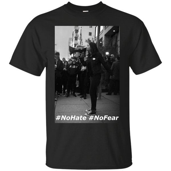 #NoHate #NoFear Shirts