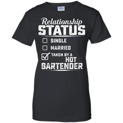 Bartender Girlfriend Shirts Taken By A Psychotic Bartender T shirts