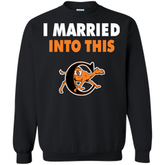 Campbell Fighting Camels T shirts I Married Into This