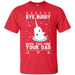 Elf Ugly Christmas Sweater Shirts Hope You Find Your Dad Teesmiley