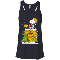 Arkansas Pine Bluff Golden Lions Ugly Christmas Sweaters Snoopy