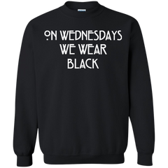 American Horror Stories Shirts On Wednesdays We Wear Black