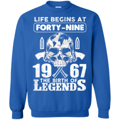 1967 Shirts The Birth Of Legends