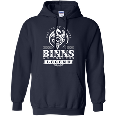 Binns Shirts The Legend Is Alive