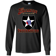 2nd Infantry Shirts Indianhead