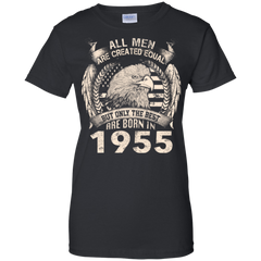1955 Men Shirts The Best Born In 1955