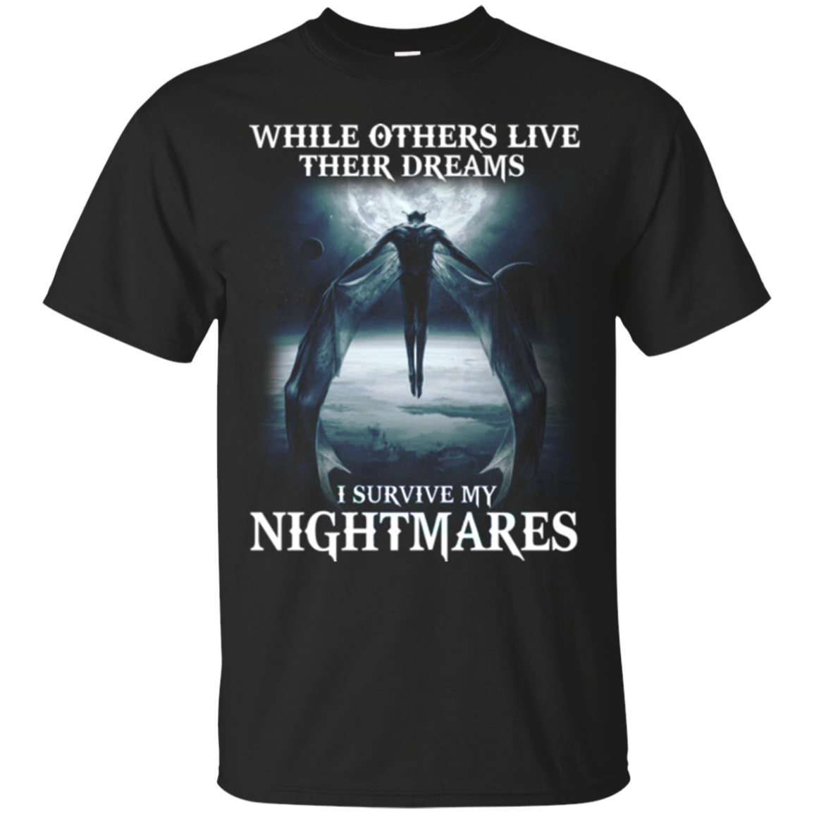 American Horror Story Shirts I Survive Nightmares
