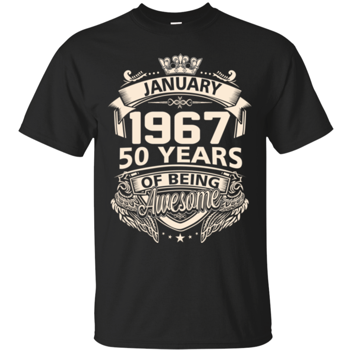 Awesome Shirts February 1967 50 Years Being Awesome