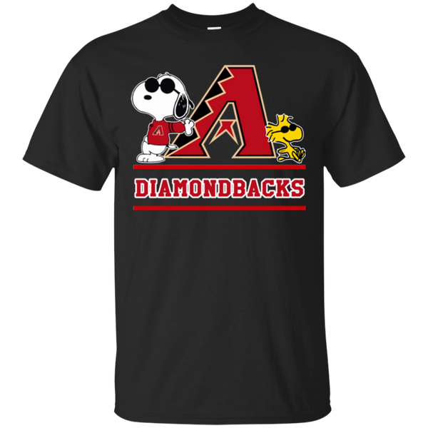 Snoopy Arizona Diamondbacks T shirts