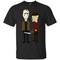 Beavis And Butthead Horror Character Shirts