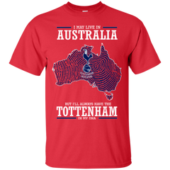Autralia Tottenham Shirts Live In Autralia But Have Tottenham