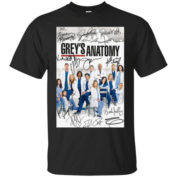 Grey's Anatomy Fan Shirts