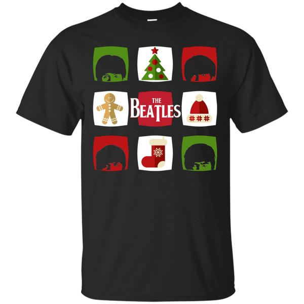 The Beatles Ugly Christmas Sweater