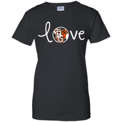 Bowling Green Falcons T shirts Love