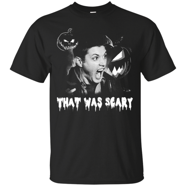 Supernatural Halloween Shirts That Was Scary